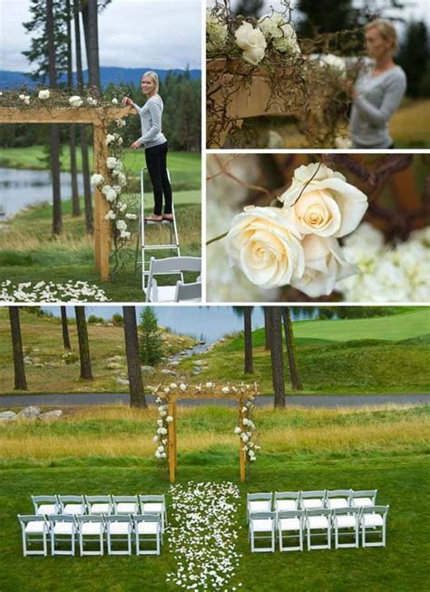 small backyard wedding best photos   Page 4 of 4   Cute