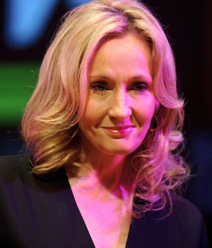 A escritora J. K. Rowling (Foto: Getty Images)