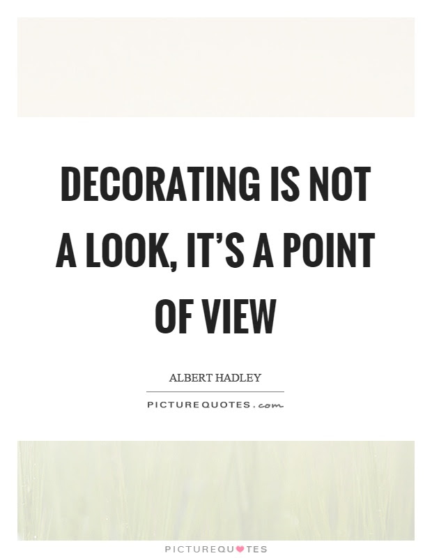 Quotes About Home Decor. QuotesGram
