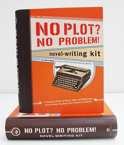 No Plot? No Problem NaNoWriMo Review at The Curriculum Choice