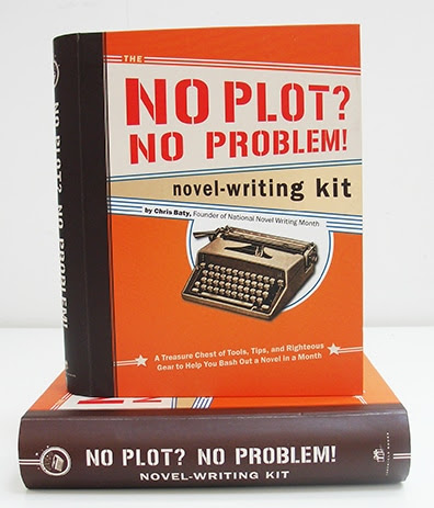No Plot? No Problem NaNoWriMo Review at The Curriculum Choice
