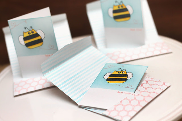 bee mine love notes