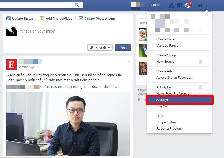 facebook, tự phát video, tắt, làm phiền, tự chạy, ứng dụng