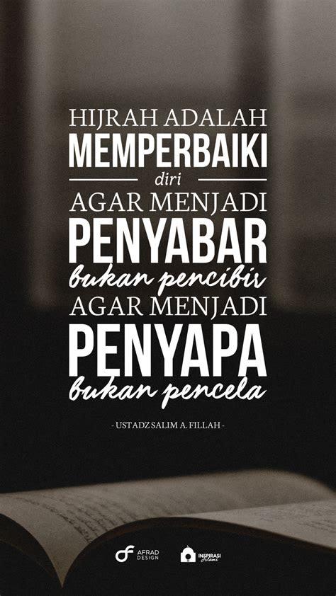 kata kata mutiara islam tentang hijrah khazanah islam