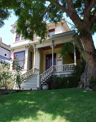 1321 Carroll Avenue Residence