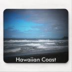 Hawaiian Coast mousepad