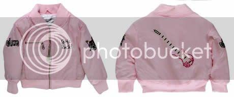 Girls Rock & Roll Jacket