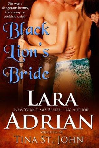 Black Lion's Bride (Warrior #2)