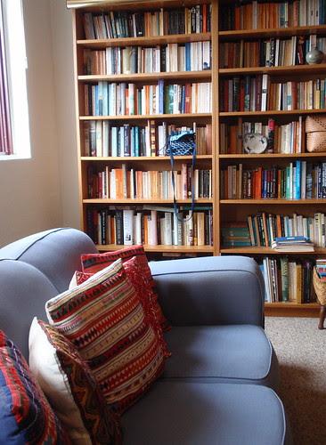 lounge & shelves