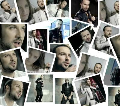Screencaps from Tarkan's music video Vay Anam Vay
