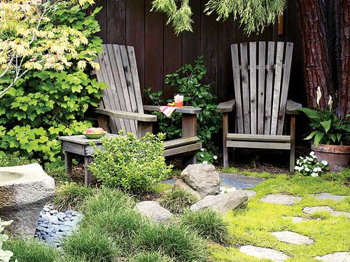 Made in the Shade via MyHomeIdeas