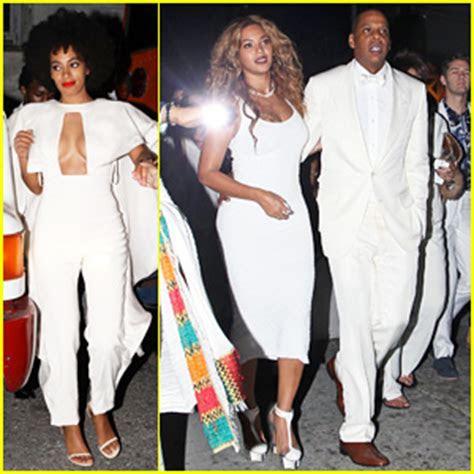 Beyonce & Jay Z Celebrate Solange Knowles? Wedding to Alan