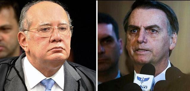 Ministro Gilmar Mendes derruba veto de Bolsonaro sobre uso de máscaras