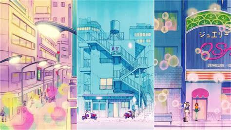 lets admire sailor moon anime backgrounds kotaku australia