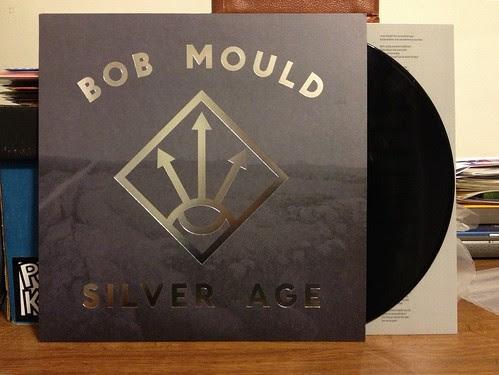 Bob Mould - Silver Age LP by Tim PopKid