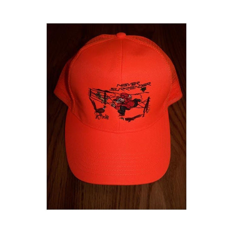 Pheasant Hunting Hats from Never Surrender
