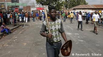 Gewalt gegen Ausländer in Südafrika geht weiter