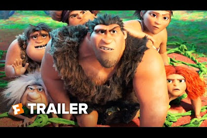 The Croods: A New Age (2020) 'Full Movie' Nicolas Cage Universal Pictures