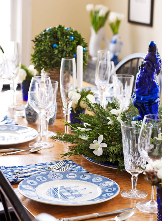 Top Blue And White Blue And Silver Christmas Decorations Christmas Celebration All About Christmas