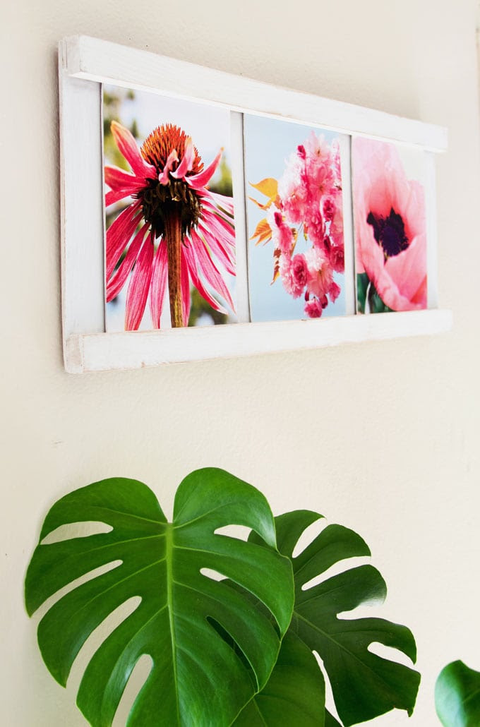 Easy Sliding Collage Photo Frame 30 Minute 5 Diy A Piece Of