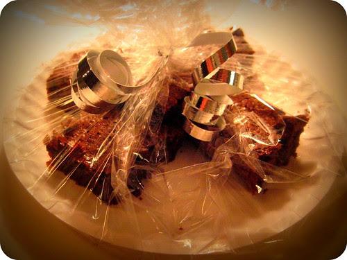 Brownie presents!