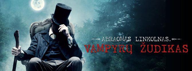 Abraomas Linkolnas: Vampyrų medžiotojas