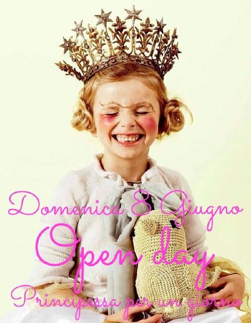 Open Day Principessa per un giorno