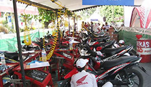 3 Motor Matik Honda Paling Laris - JPNN.COM