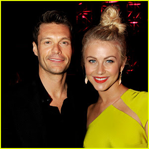 Ryan Seacrest Congratulates Ex Julianne Hough on Her Wedding