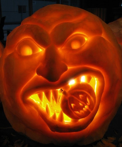 Pumpkin Carving Gallery