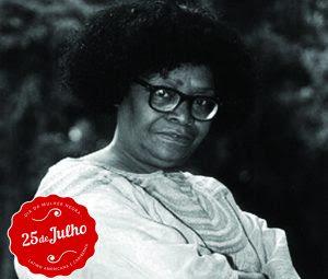Thereza Santos – Teatróloga, professora, filósofa e militante negra