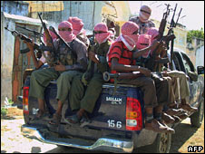 Islamists in Mogadishu