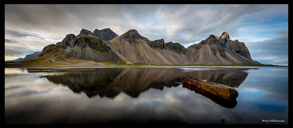 Vestrahorn Stokksnes Iceland From A Phototrip With My
