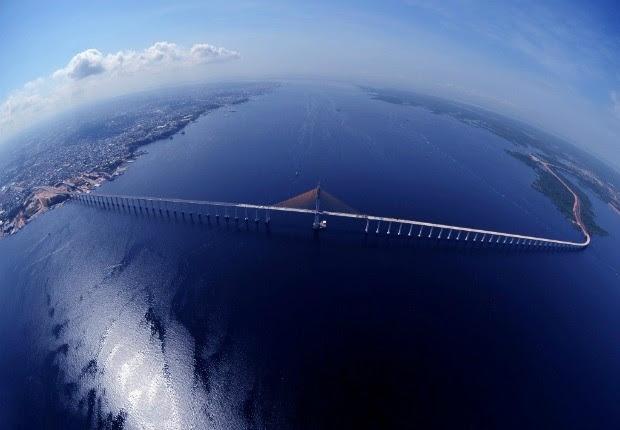Ponte Rio Negro (Foto: Divulgação)