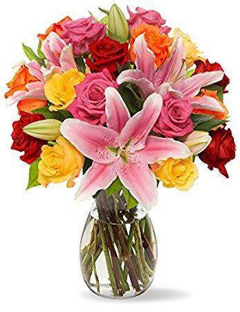 Altar Flowers St Matthews