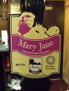 Ilkley, Mary Jane, England