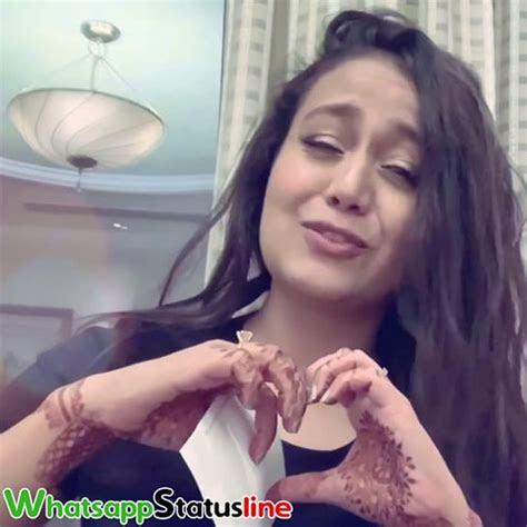 tum  aana neha kakkar song status video