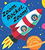 Rocket Futuristic Space story for preschool three, four, five, and six year olds.