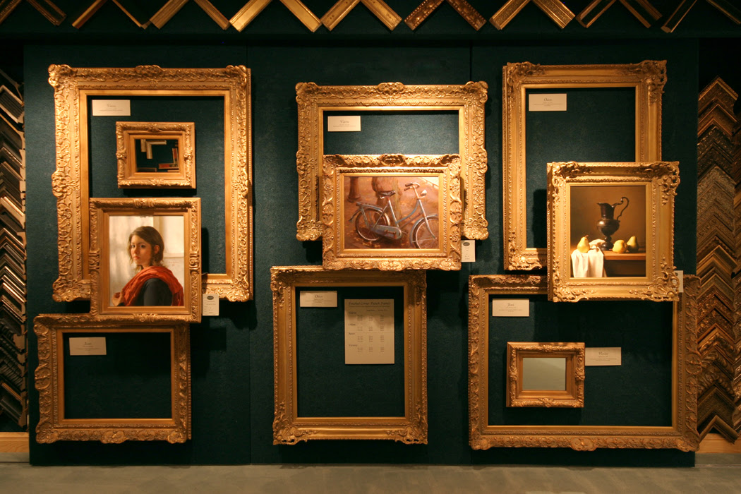 The Art And Craft Of Framing Fine Art Part 1 John Pototschnik