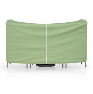Small Rectangular Table/Chairs Outdoor Furniture Cover with ...