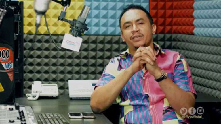 """His Name Is Not Jesus"" – Daddy Freeze Condemns The Name 'Jesus'"