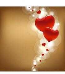 Iki Büyük Kırmızı Ve Küçük Kalpler Noa Gergi Tavan Izmir Germe