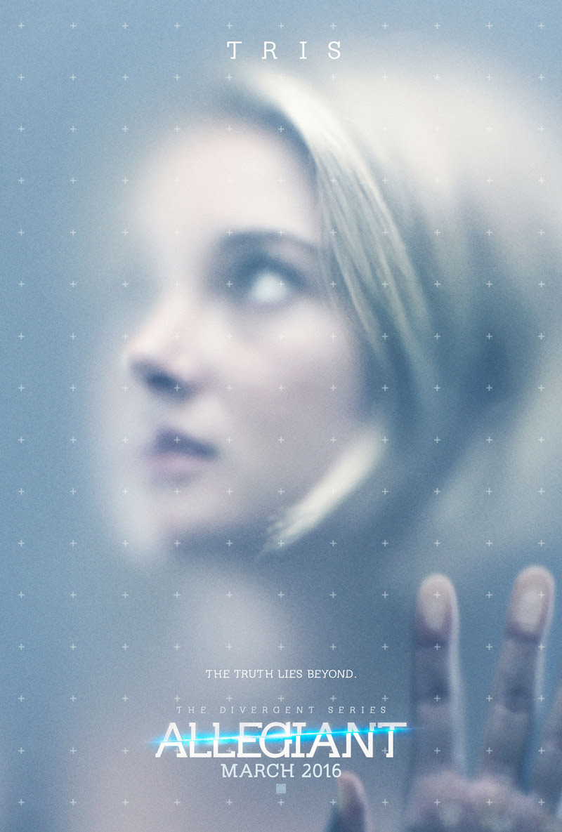 The Divergent Series: Allegiant Trailer and Posters Released - Movienewz.com