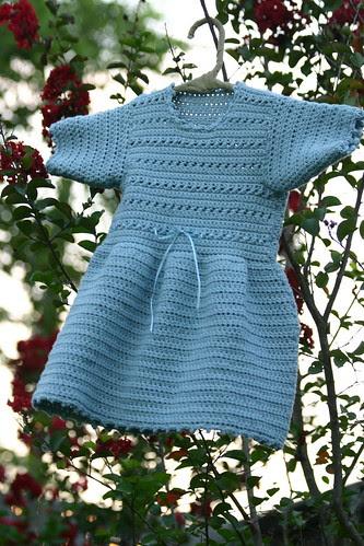 crochet dress for hazel