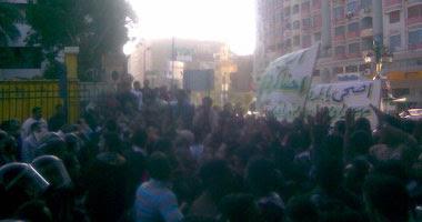 مظاهرات أسيوط