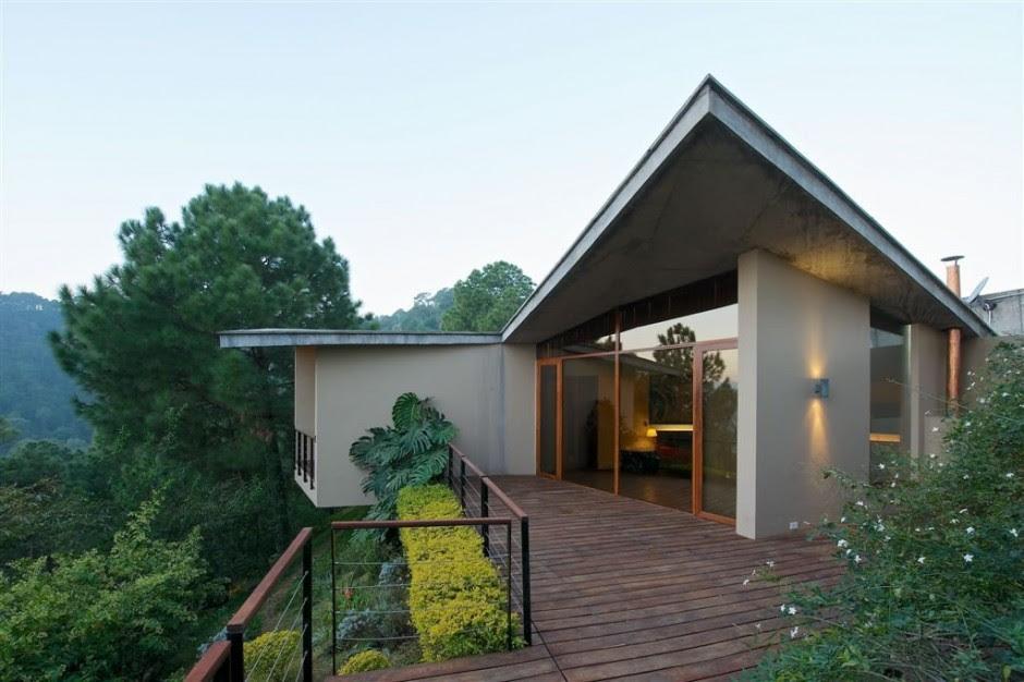 Modern Wood Terraceinterior Design Ideas