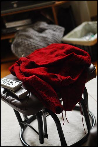 Red Blob (by b r o o k l y n t w e e d)