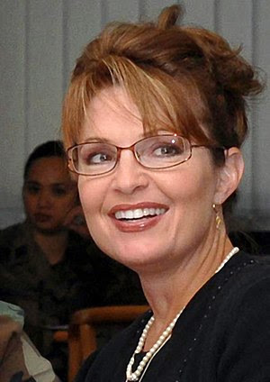 Gov. Sarah Palin has breakfast and visits with...