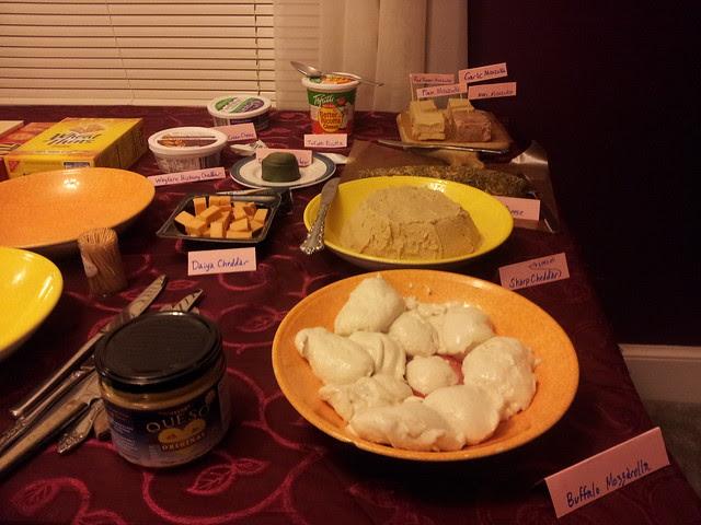Wine & Vegan Cheese Party