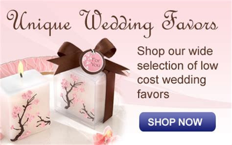 Find Wedding Party Favors, Personalized Bridesmaid